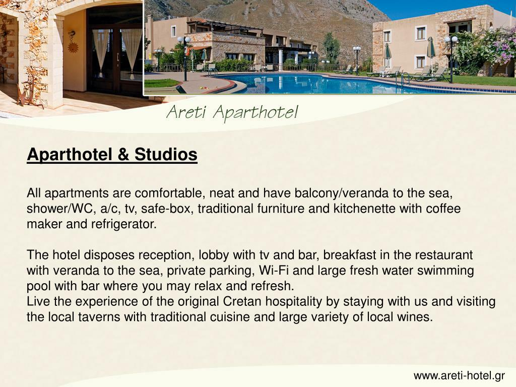 Aparthotel & Studios