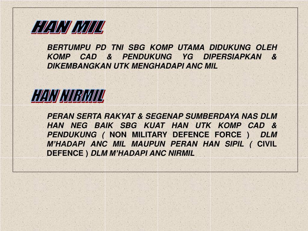 HAN MIL