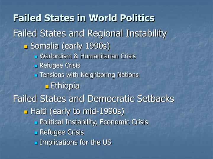 Failed states in world politics l.jpg
