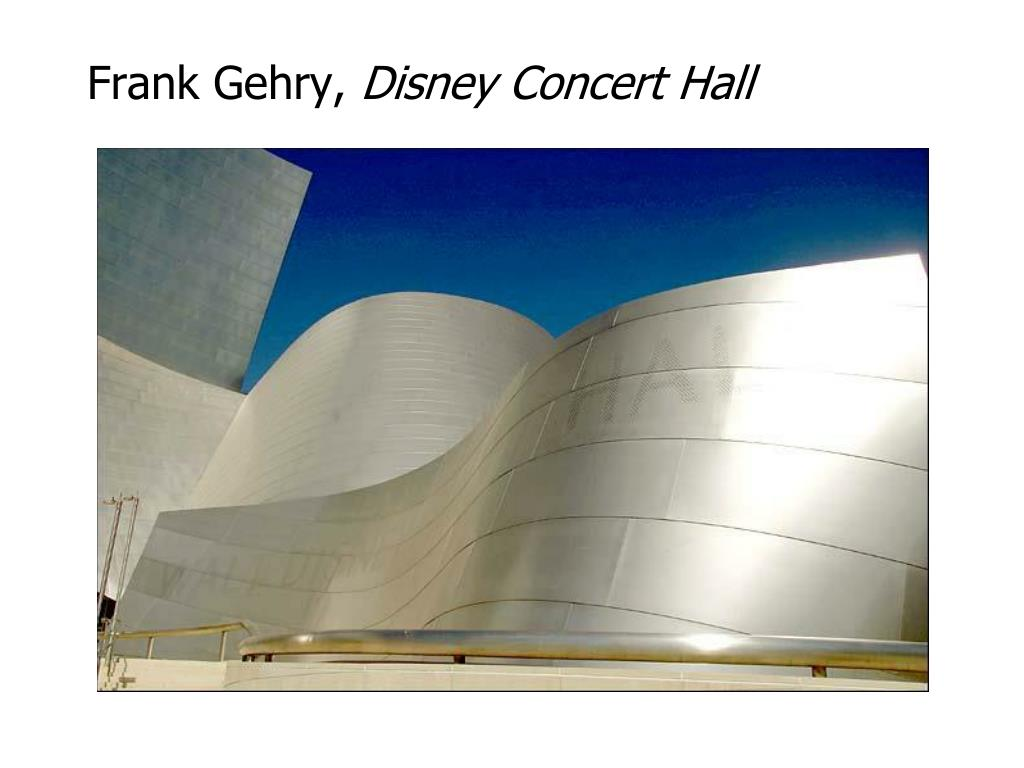 Frank Gehry,