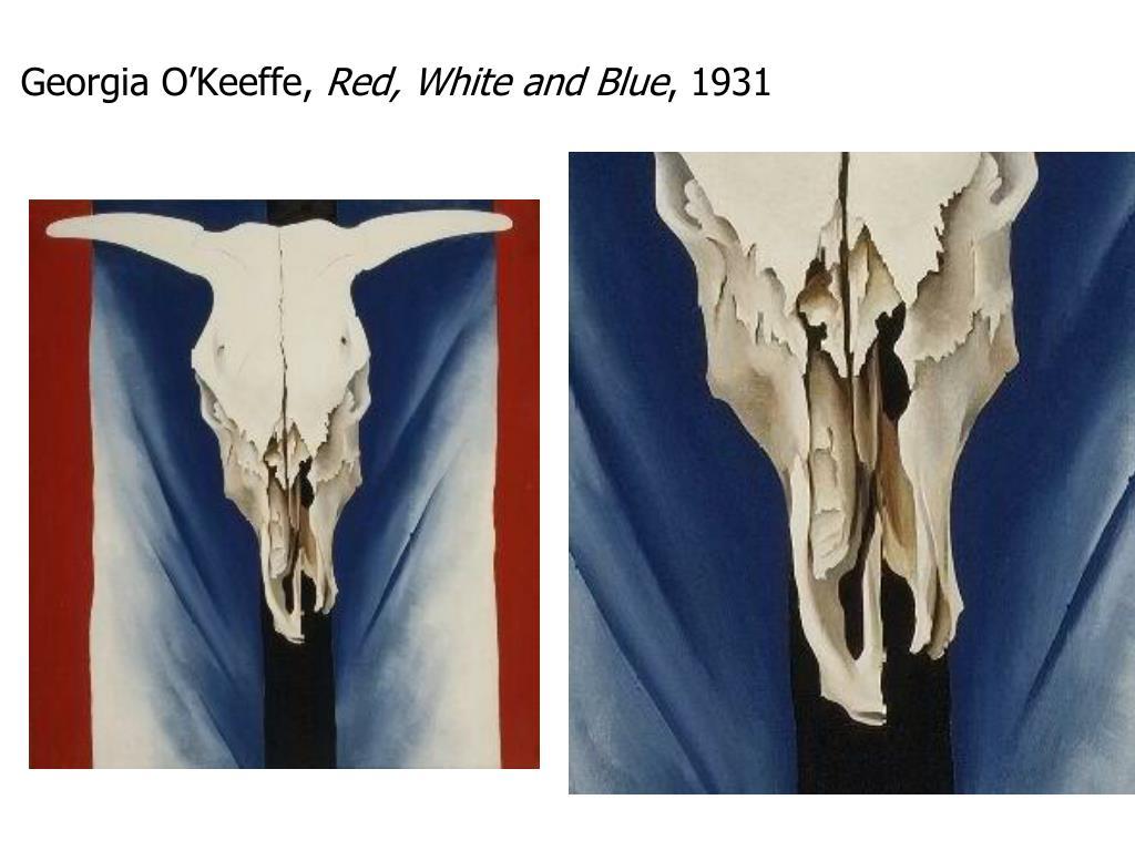 Georgia O'Keeffe,