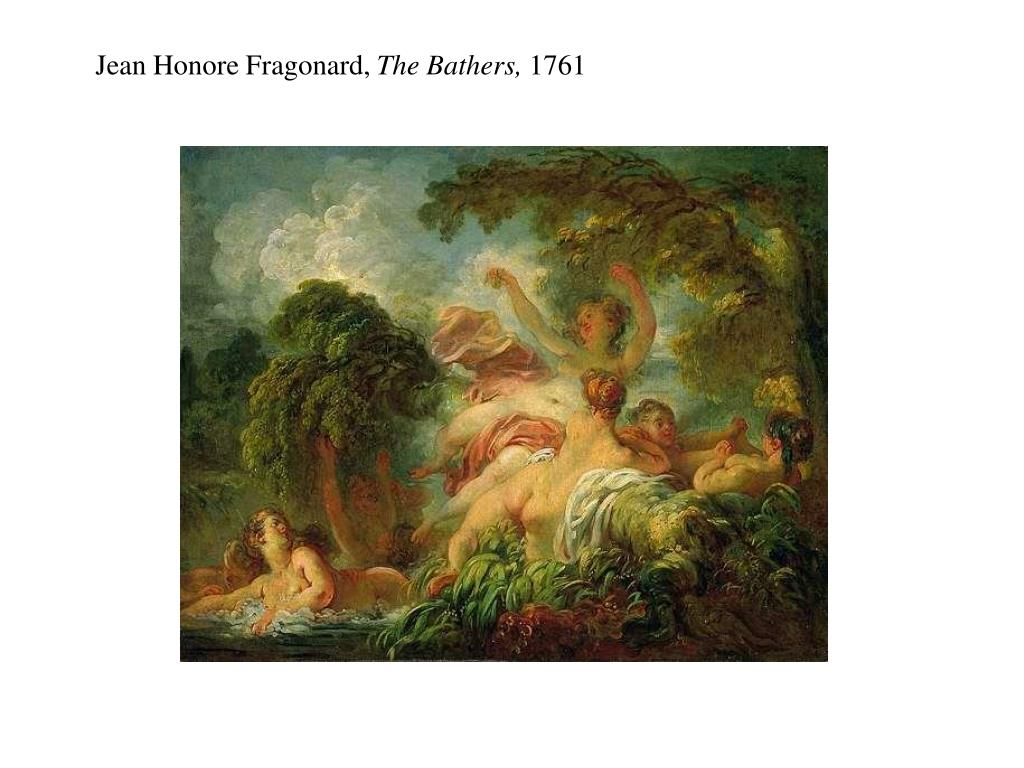 Jean Honore Fragonard,