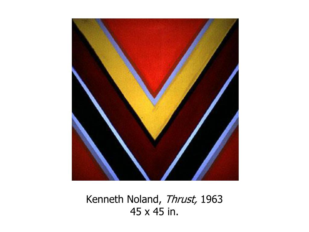 Kenneth Noland,