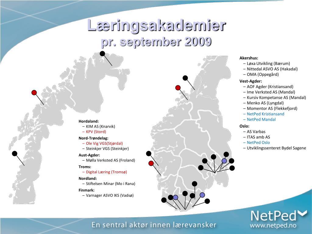Læringsakademier