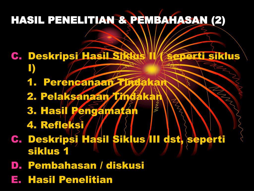 HASIL PENELITIAN & PEMBAHASAN (2)