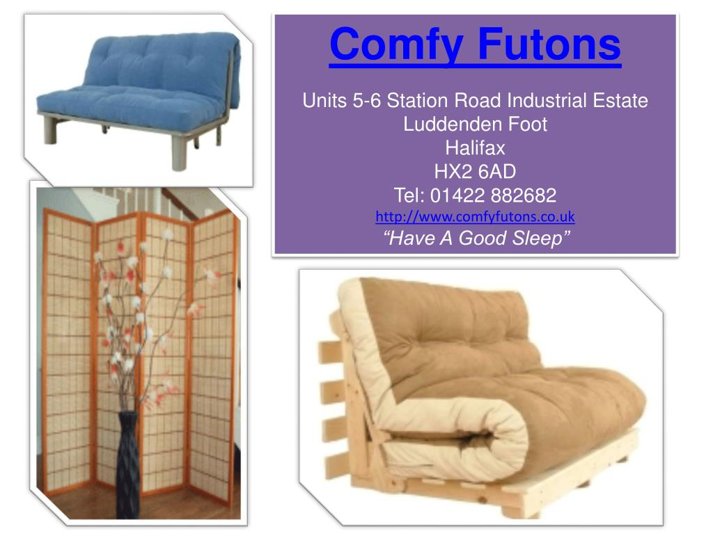 Comfy Futons