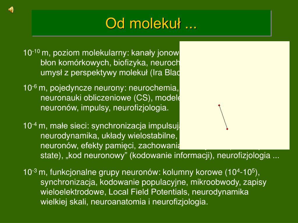 Od molekuł