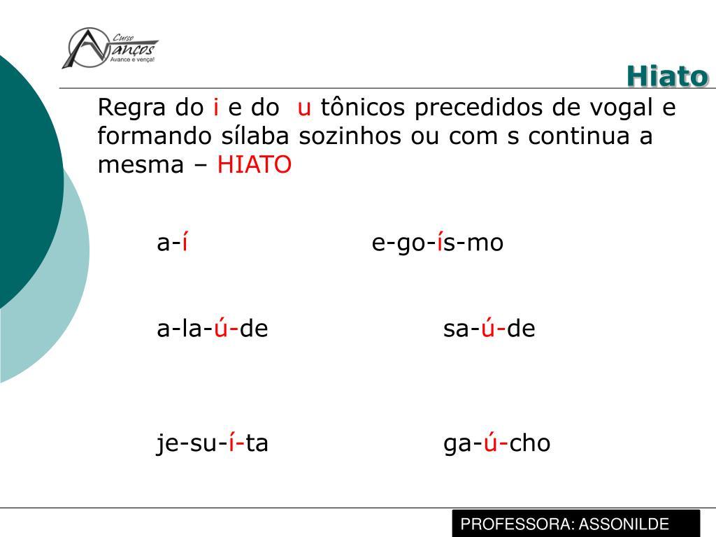 Hiato