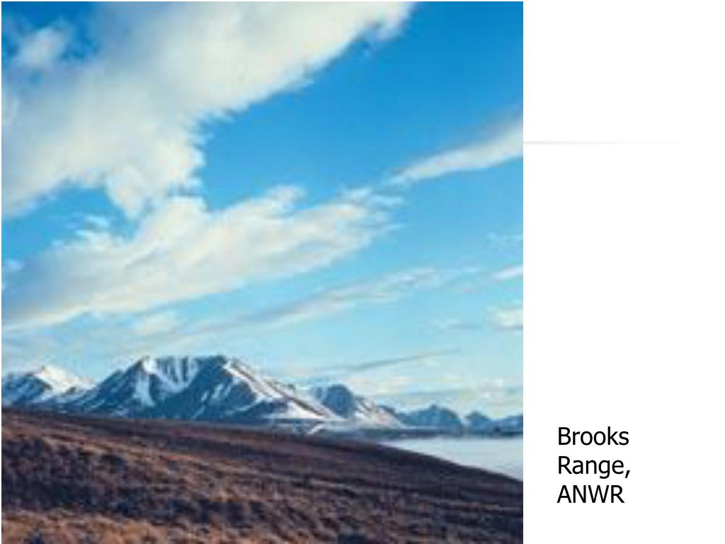 Brooks Range, ANWR
