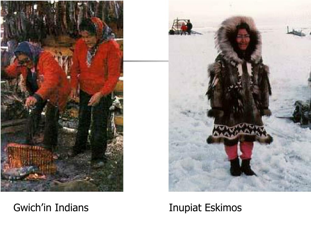 Gwich'in Indians