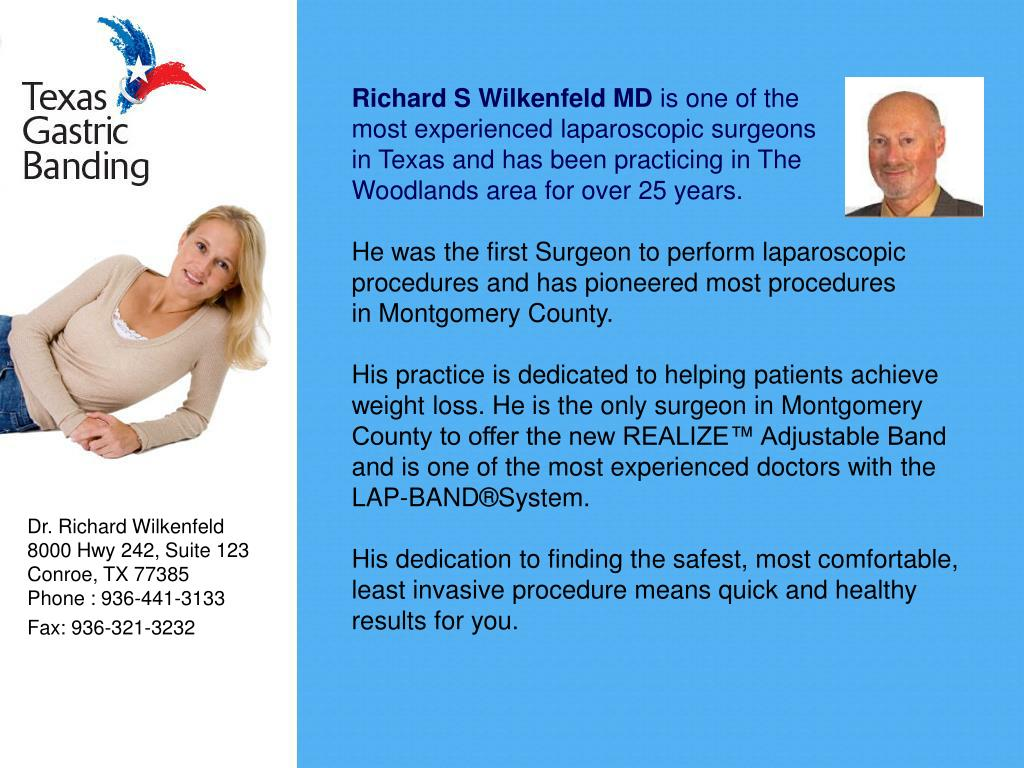 Richard S Wilkenfeld MD
