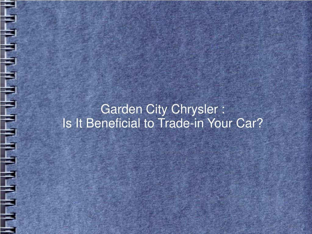 Garden City Chrysler :