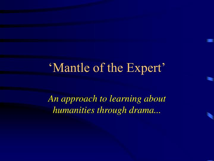 Mantle of the expert l.jpg