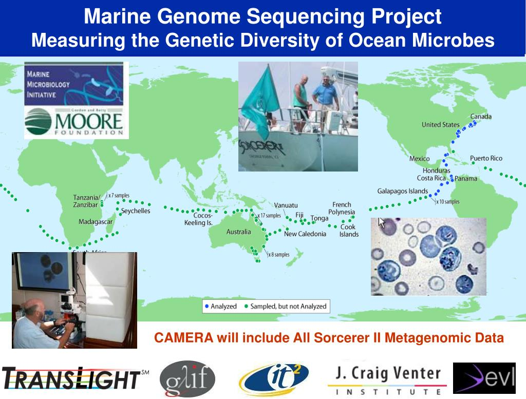 Marine Genome Sequencing Project