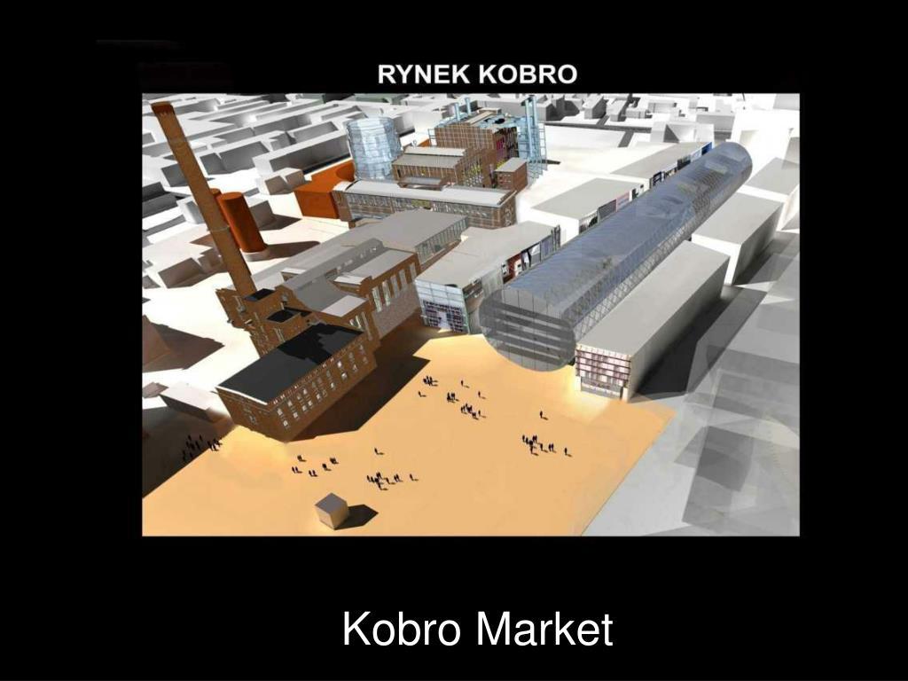 Kobro Market