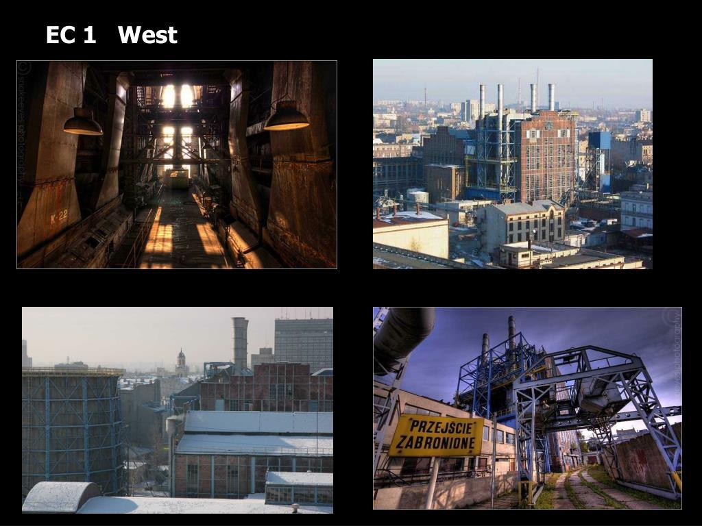 EC 1   West
