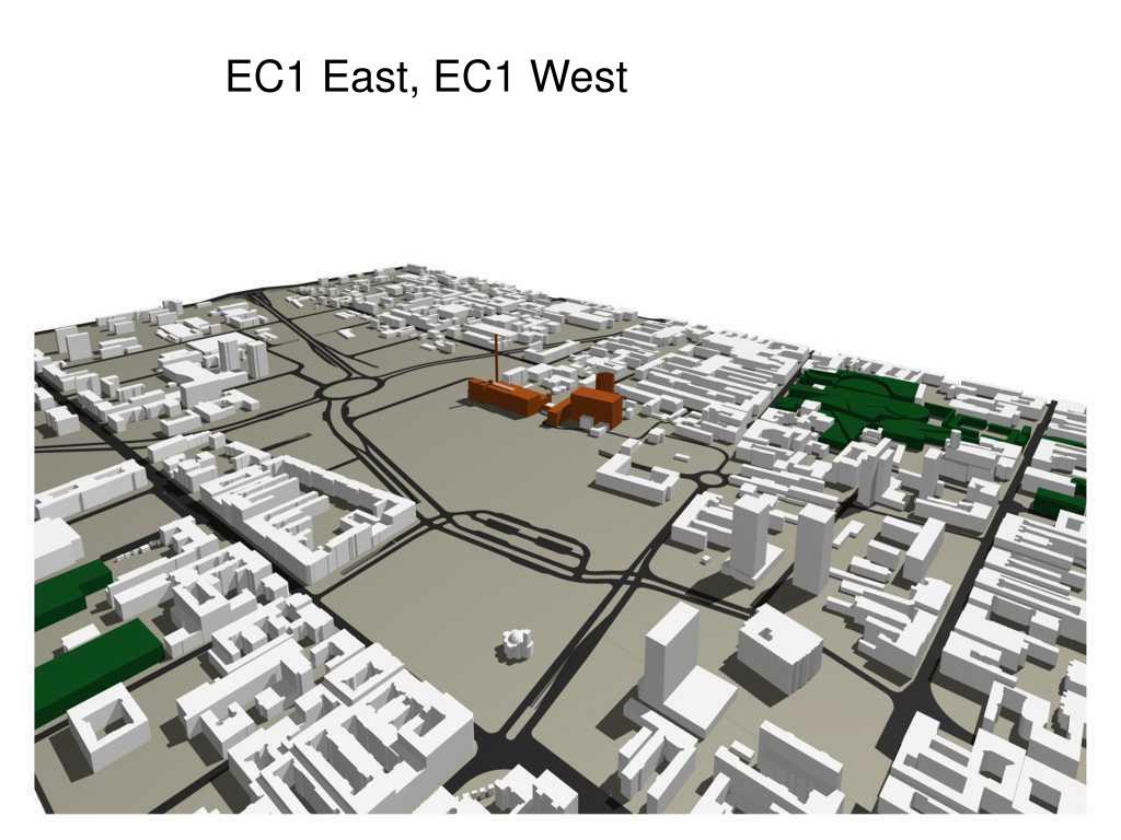 EC1 East, EC1 West