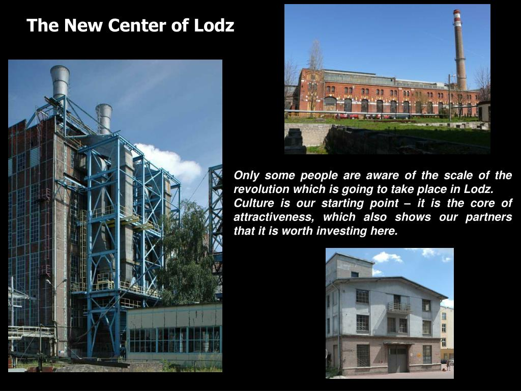 The New Center of Lodz
