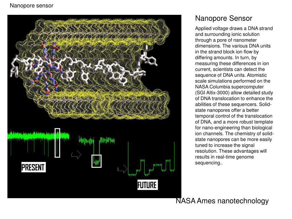 Nanopore sensor
