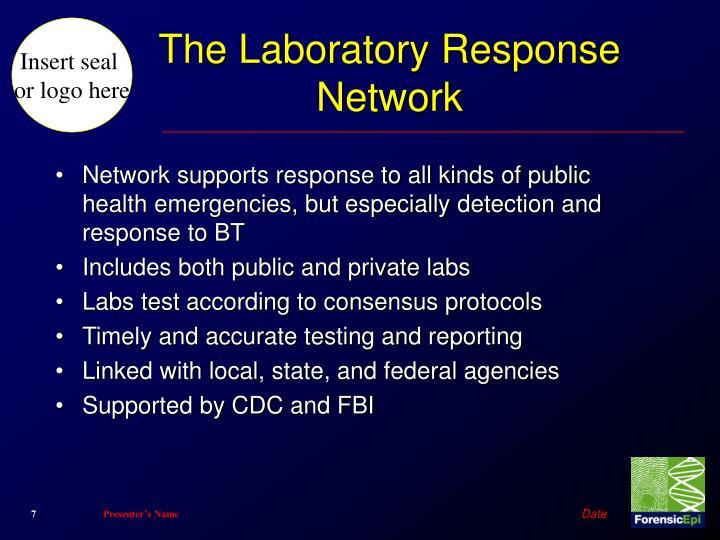 The Laboratory Response Network