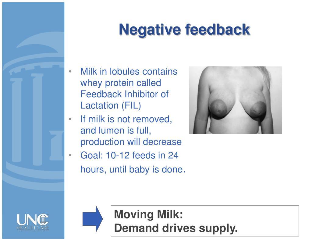 Moving Milk:
