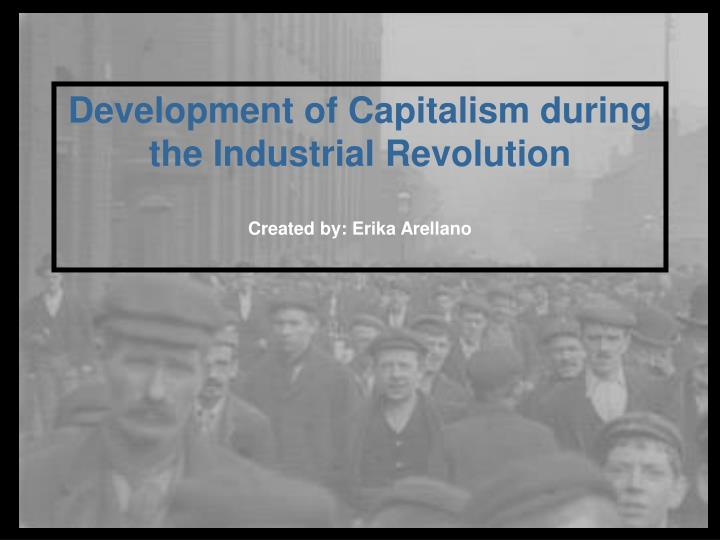 corporate development during the industrial revolution Free rockefeller family essay corporate development during the industrial revolution nbsp the standard oil company founded by john d rockefeller and the us steel.