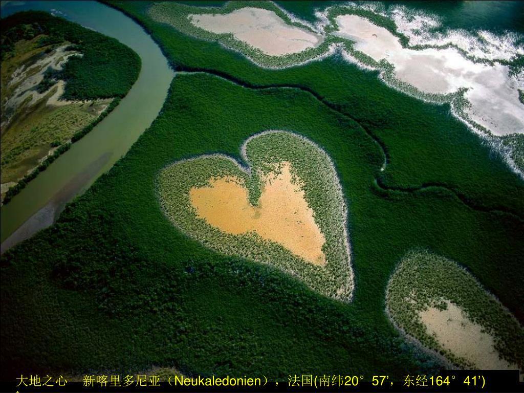 大地之心    新喀里多尼亚(