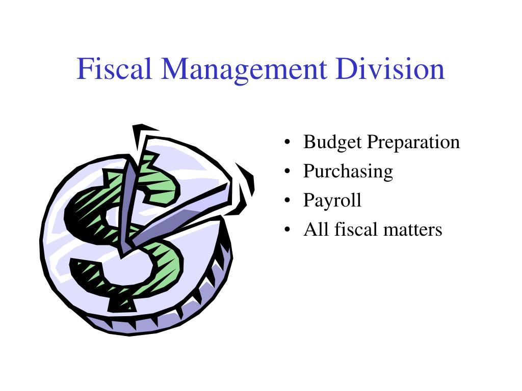 Fiscal Management Division