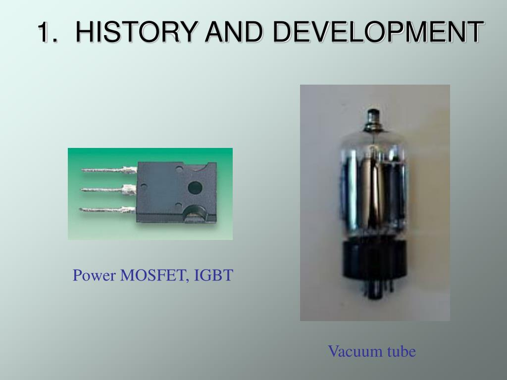 Power MOSFET, IGBT