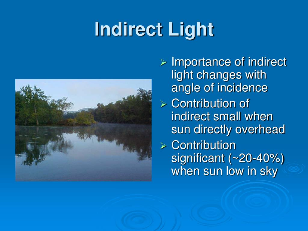 Indirect Light