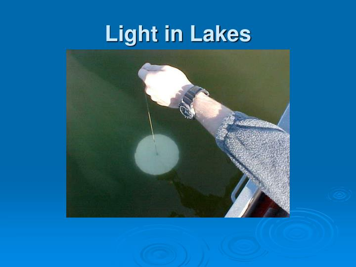 Light in lakes l.jpg