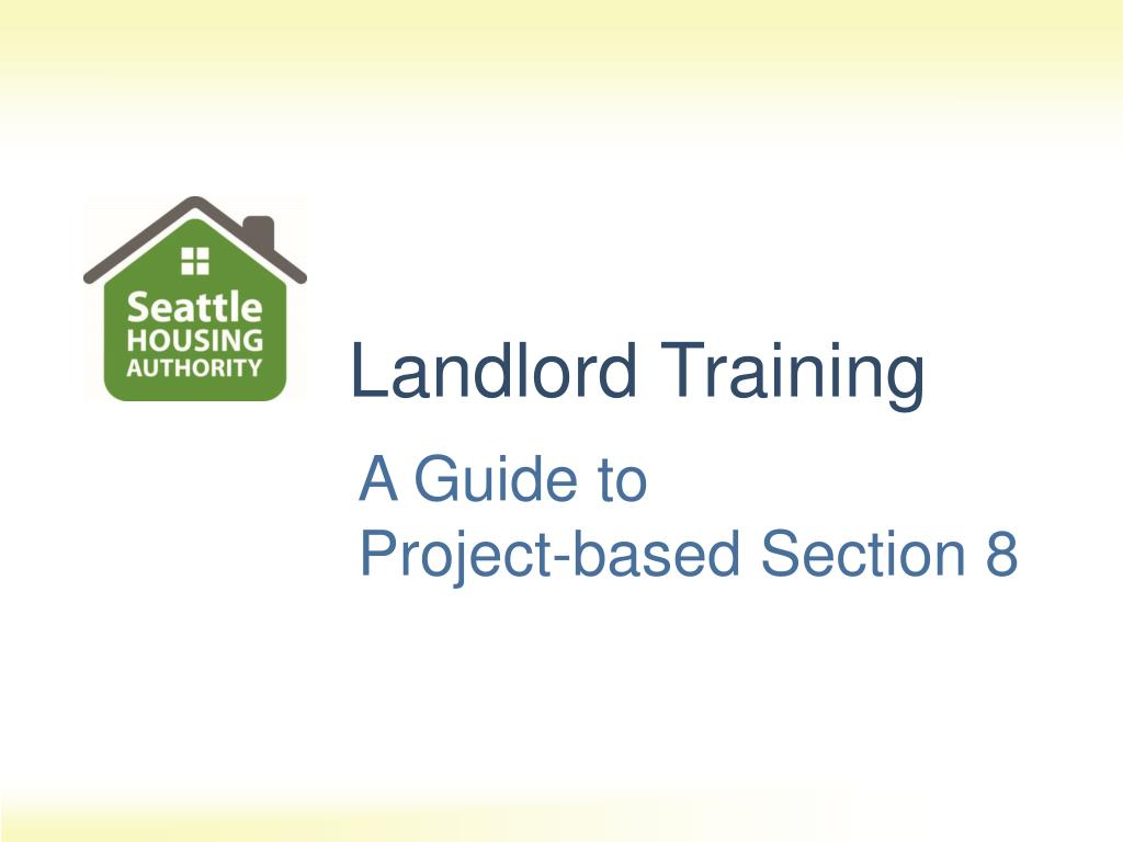 project based section 8 housing Project based section 8 is a government funded program that provides rental housing to low income households in privately owned and managed buildings.
