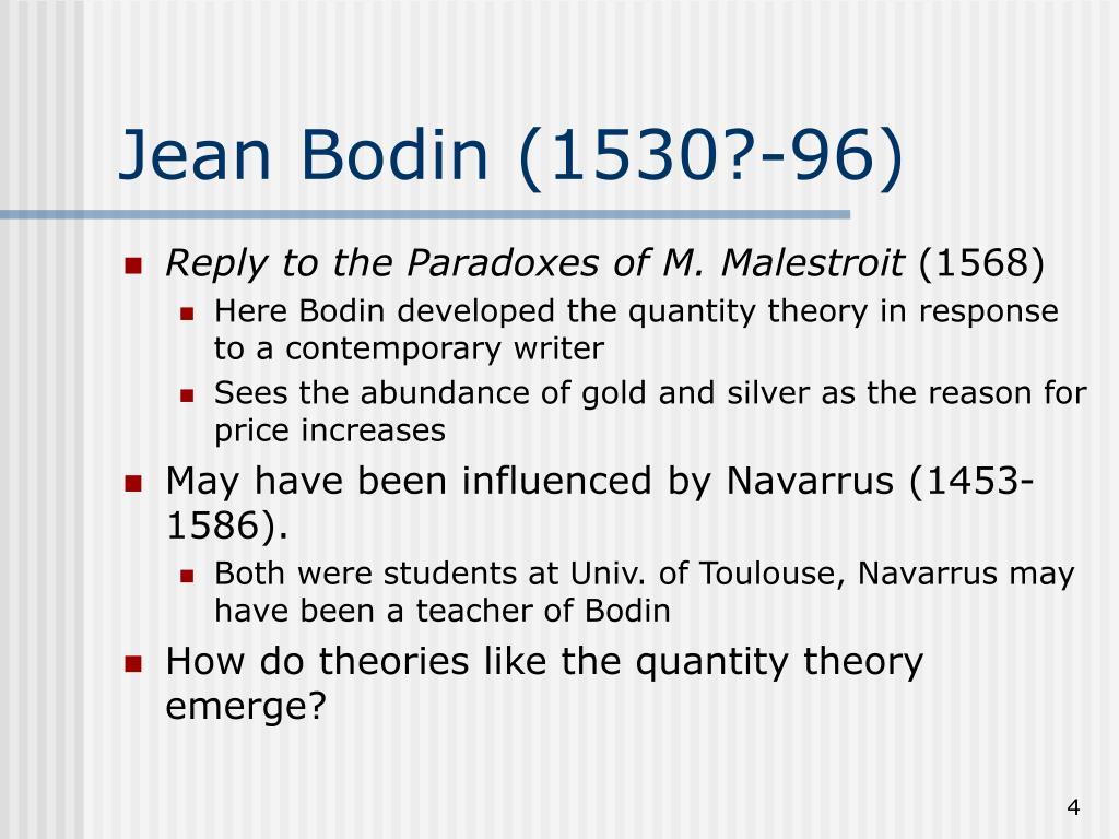 Jean Bodin (1530?-96)