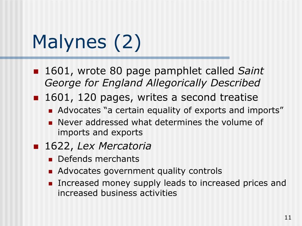Malynes (2)