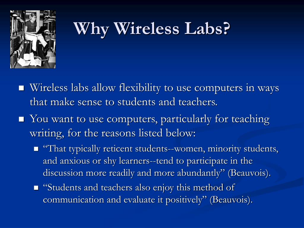 Why Wireless Labs?
