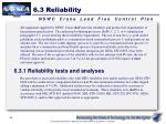 6 3 reliability1