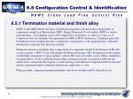 6 5 configuration control identification2