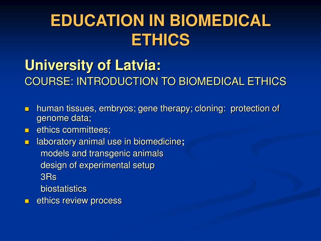 biomedical ethics philosophy 3514 Biomedical ethics (fundamentals of philosophy series): 9780195144314:  medicine & health science books @ amazoncom.