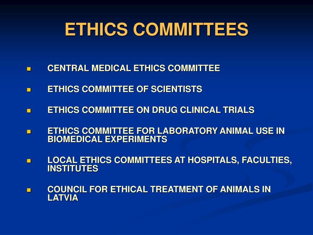 ethics alphabetical national bioethics committees november