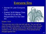 everyone sins