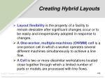 creating hybrid layouts