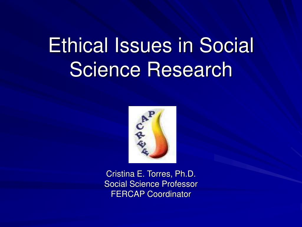 social science research news articles The present article presents an up-to-date account of the current media relations of scientists, based on a comprehensive analysis of relevant surveys the evidence suggests that most scientists consider visibility in the media important and responding to journalists a professional duty—an.