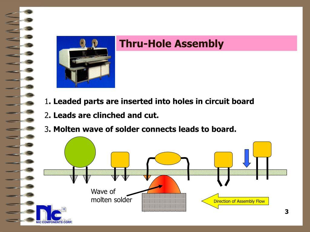 Thru-Hole Assembly