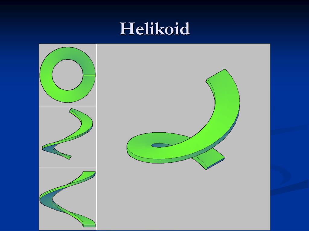 Helikoid