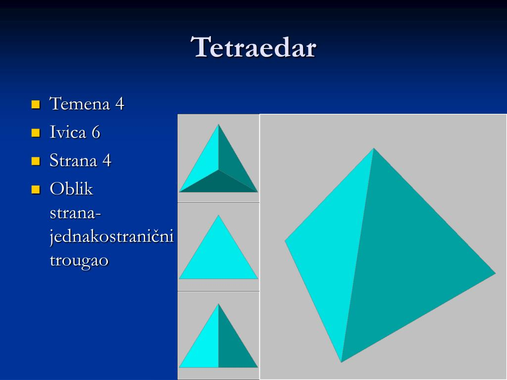 Tetraedar