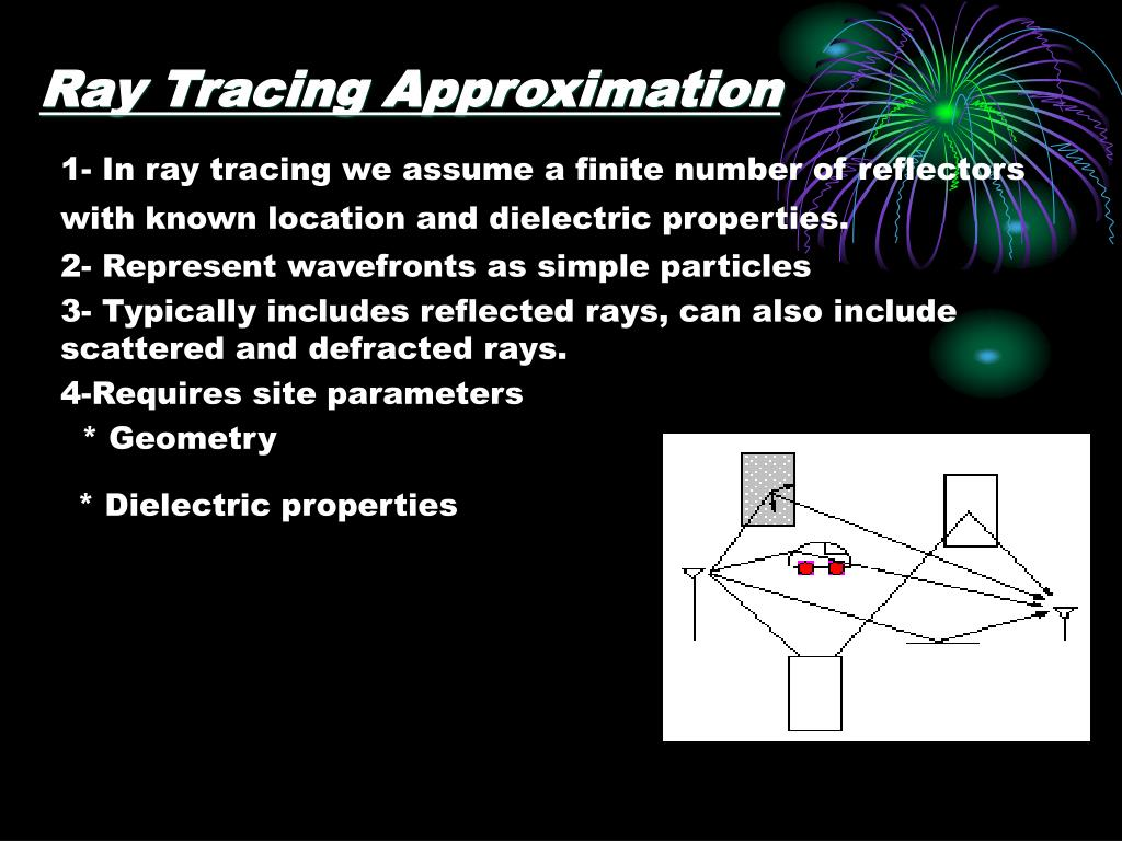 Ray Tracing Approximation