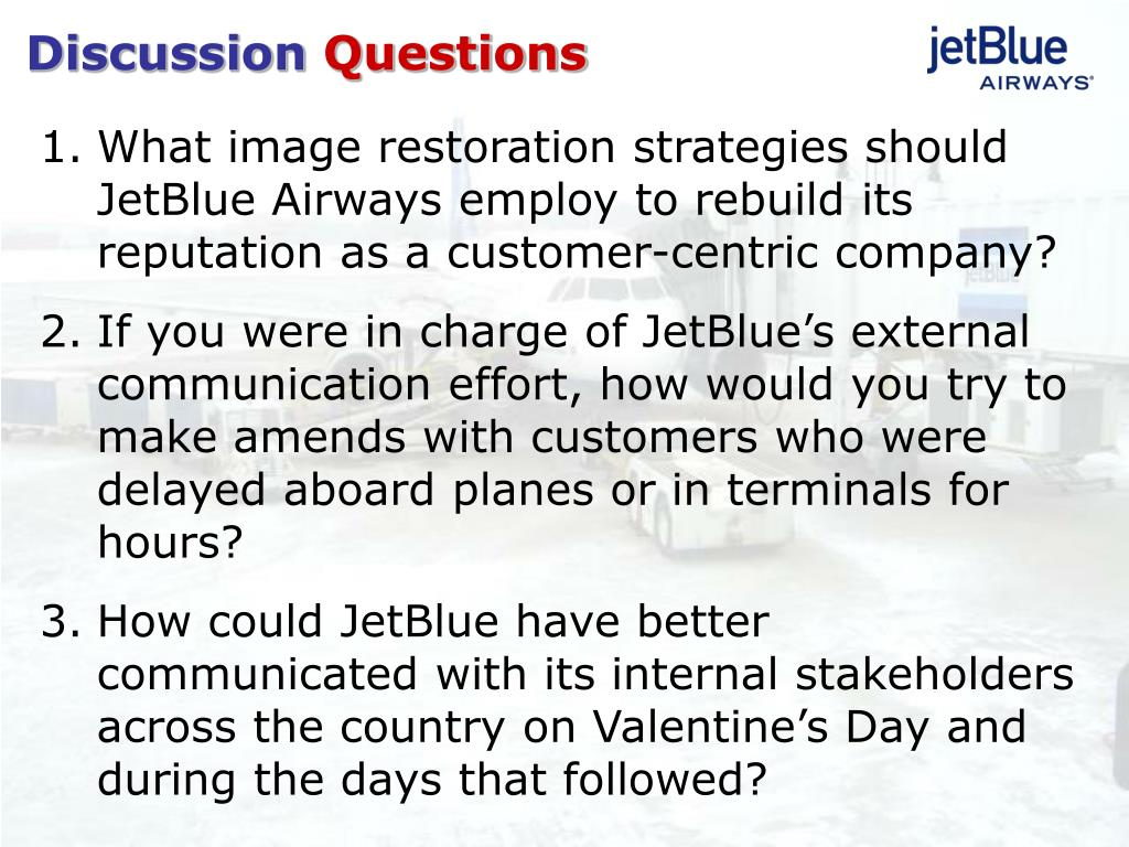 Case    JetBlue Airways IPO Questions   pdf projects   HLW International LLP