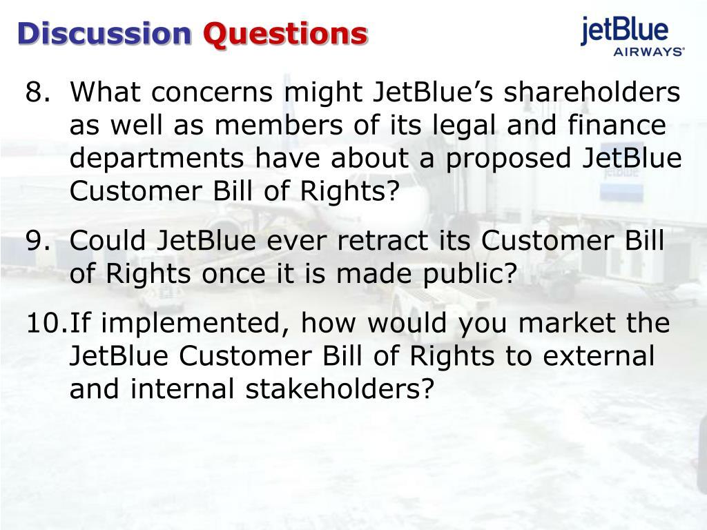 JetBlue Airways By  Amanda Albert   Mia Millevoi    ppt download Scribd