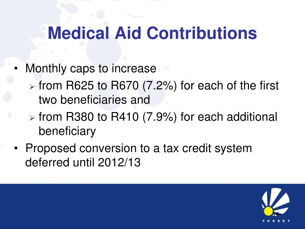Medical Aid Contributions