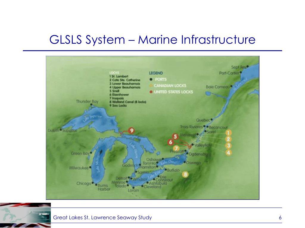 GLSLS System – Marine Infrastructure